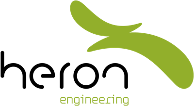 Heron Engineering Retina Logo